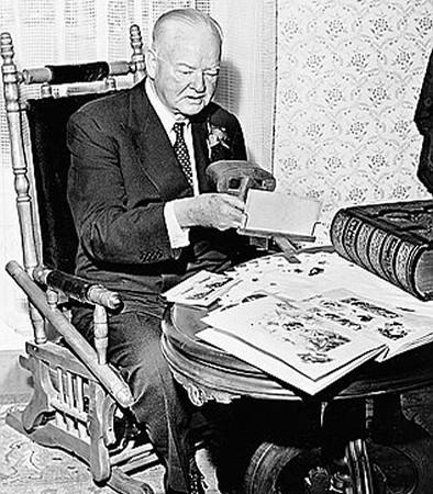 Herbert Hoover 1