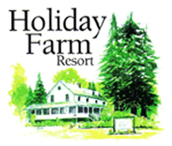 Holiday Farm Resort Wedding Venue