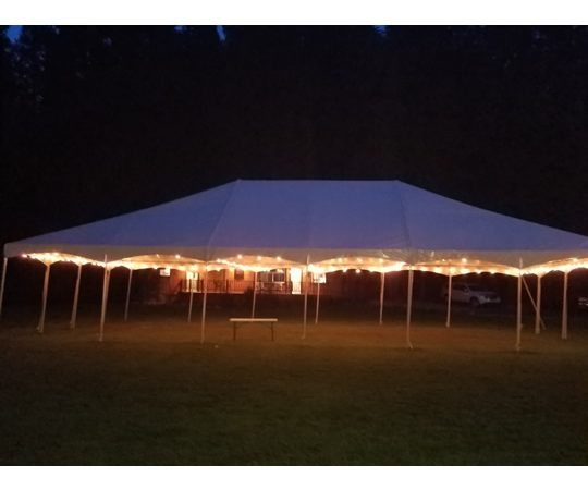 Outdoor Tent Night