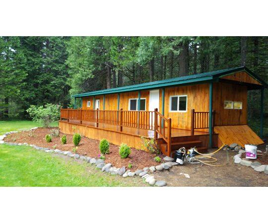 Woodsman Cabin